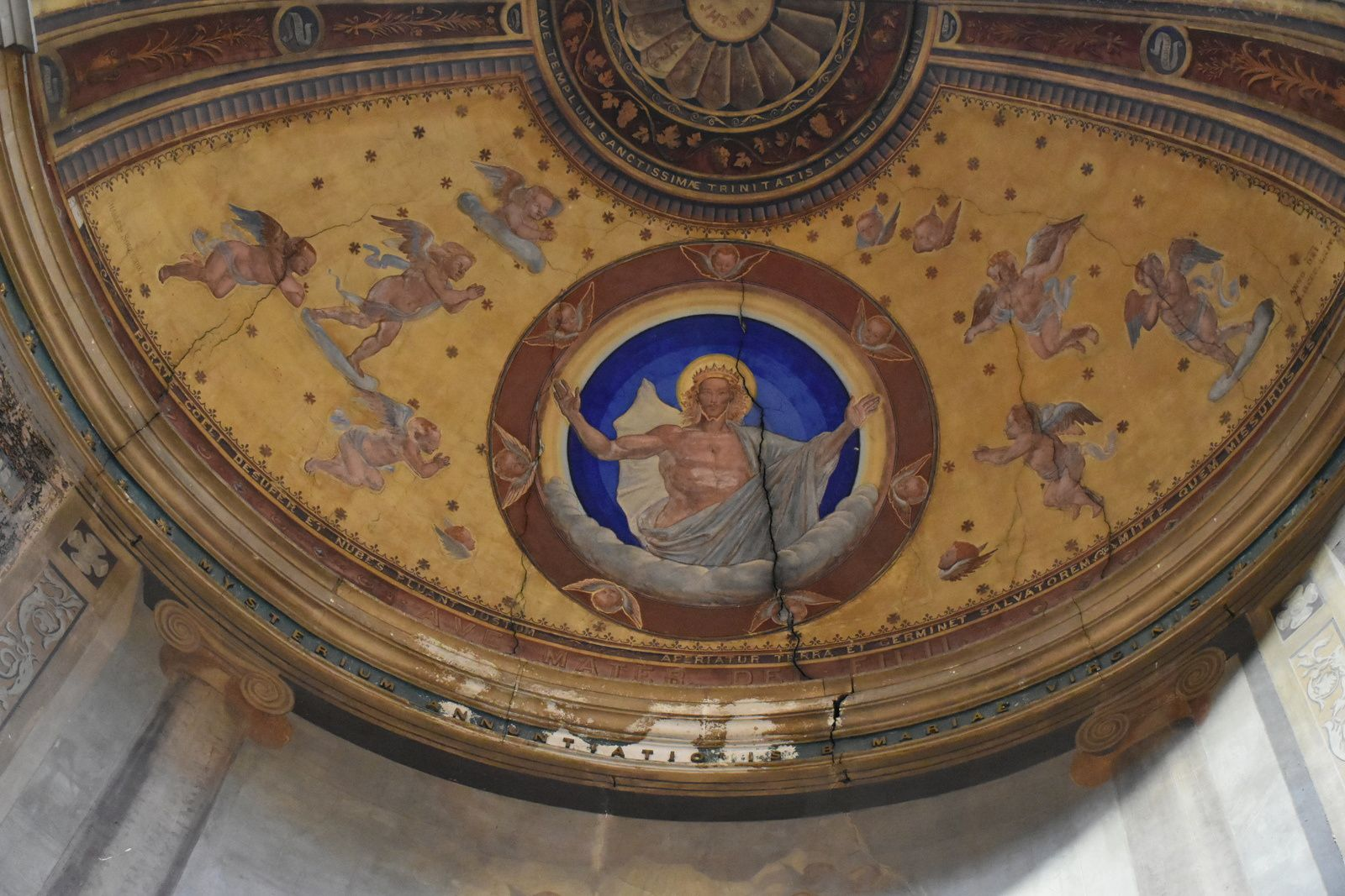 cathédrale de Boulogne sur mer ; visite  -2