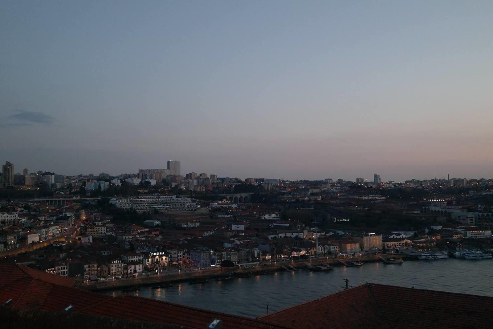 Porto et eau