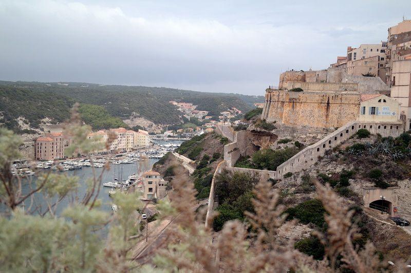 Imali en Corse ; Bonifacio