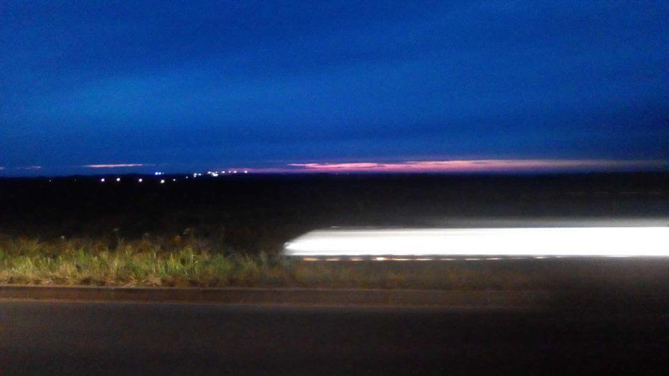 lumière au petit matin