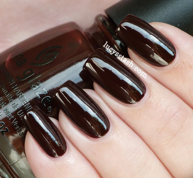 China Glaze Call of the Wild from on Safari collection for Fall 2012