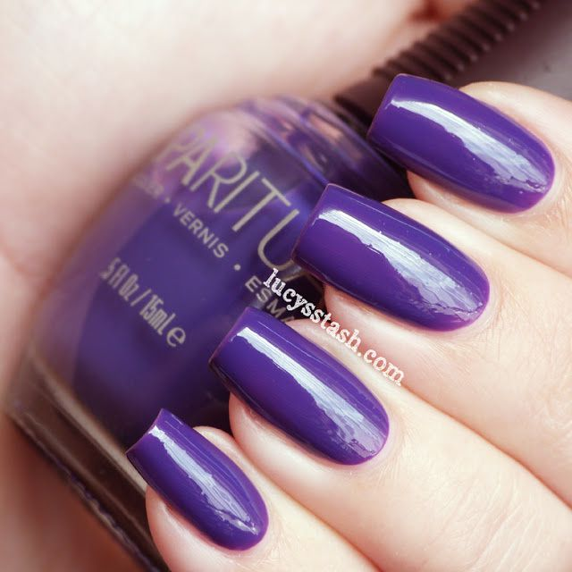 Lucy's Stash - SpaRitual Illume - Review and swatches