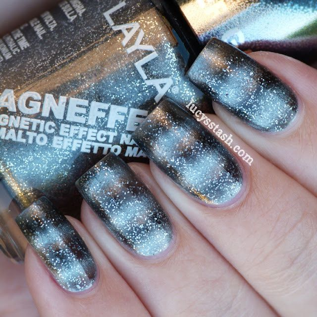 Lucy's Stash - Layla Magneffect 11 Silver Galaxy