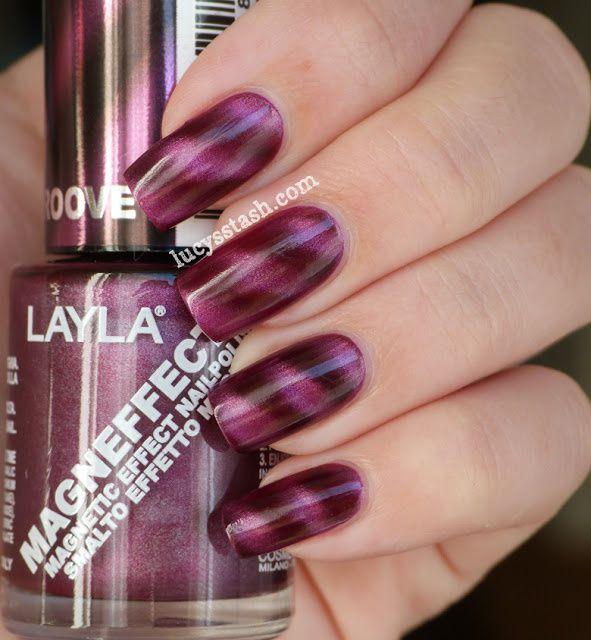 Lucy's Stash - Layla Magneffect 08 Velvet Groove