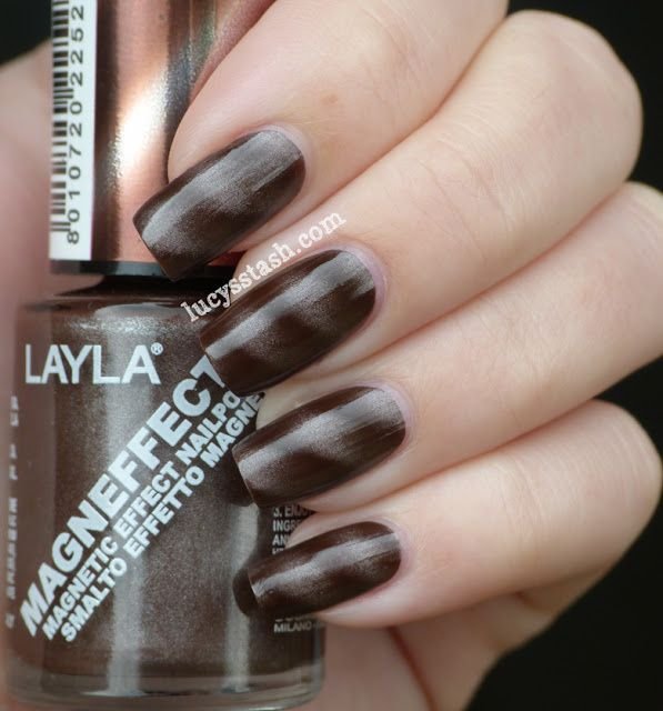 Lucy's Stash - Layla Magneffect 23 Chocolatte Mousse
