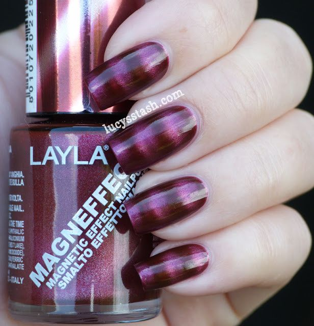 Lucy's Stash - Layla Magneffect 22 Ruby Red
