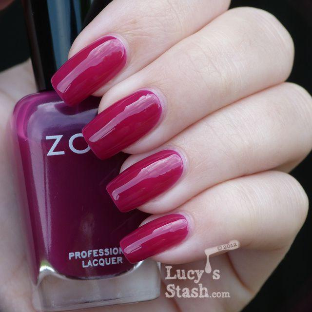 Lucy's Stash - Zoya Paloma - Gloss collection for Fall 2012