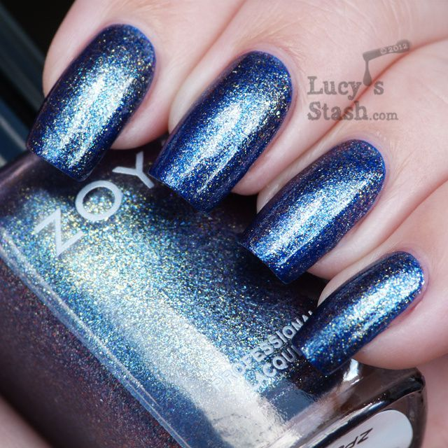 Lucy's Stash - Zoya Diva Collection for Fall 2012 - FeiFei over Song