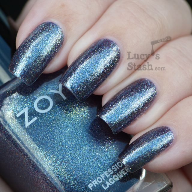 Lucy's Stash - Zoya Diva Collection for Fall 2012 - FeiFei