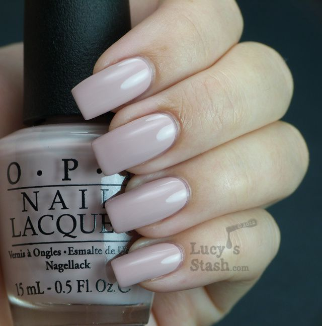 Lucy's Stash - OPI My Very First Knockwurst