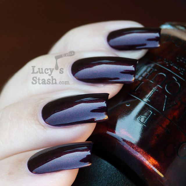 Lucy's Stash: OPI Germany Every Month Is Oktoberfest