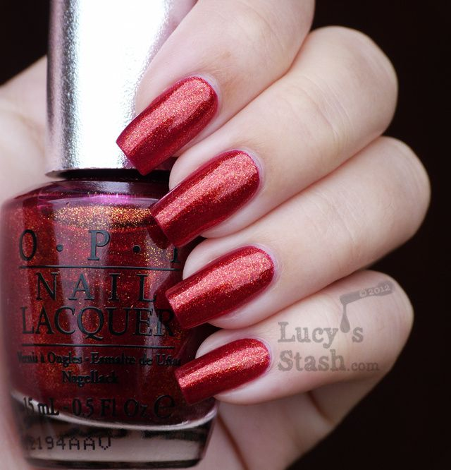 Lucy's Stash - OPI DS Indulgence