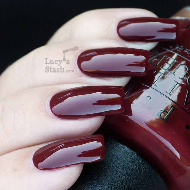 Lucy's Stash - Skyfall from OPI Skyfall Collection