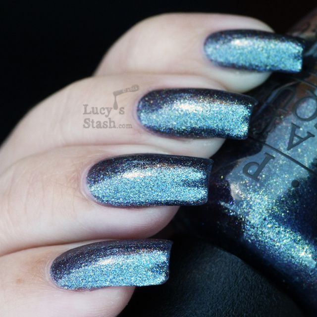 Lucy's Stash - On Her Majesty's Secret Service OPI Skyfall Collection