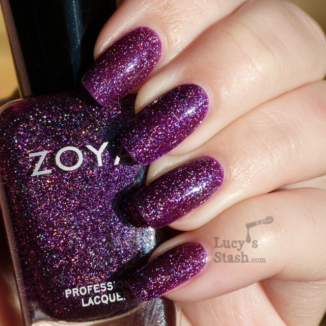 Lucy's Stash - Zoya Aurora from Ornate collection