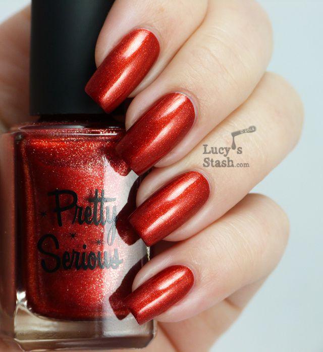 Lucy's Stash - Pretty Serious Santa's Sunburn