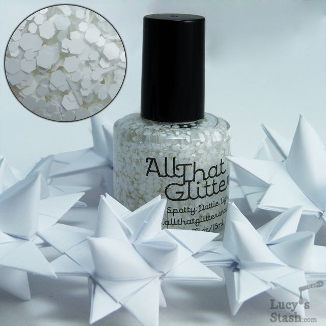 Lucy's Stash - All That Glitters Spotty Dottie Light