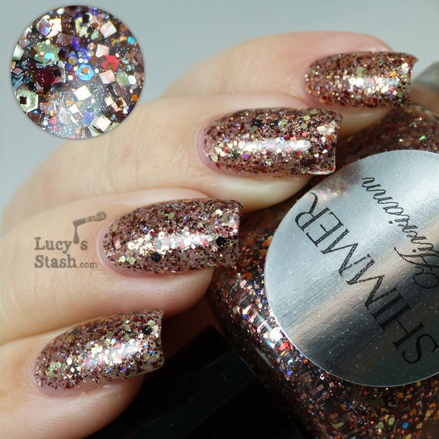 Lucy's Stash - Shimmer Polish Airriann