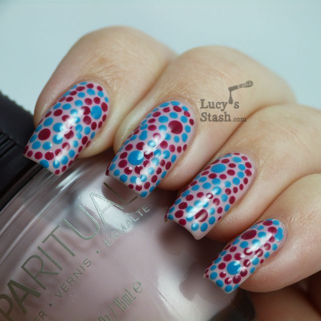 Lucy's Stash - Summer dotticure with SpaRitual