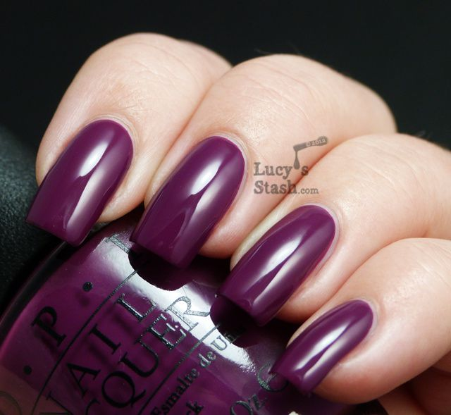 Lucy's Stash - OPI Anti-bleak
