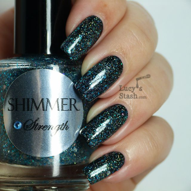 Lucy's Stash - Shimmer Polish Strength