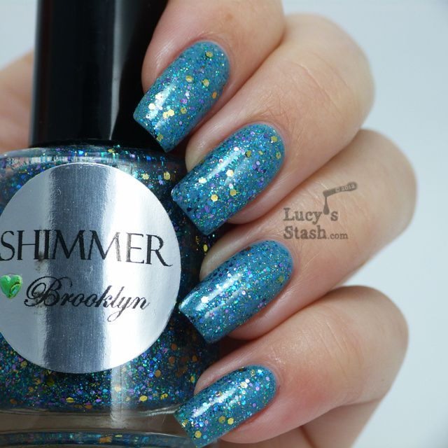 Lucy's Stash - Shimmer Polish Brooklyn