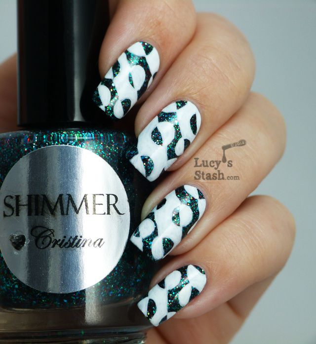 Lucy's Stash - Patterned nails