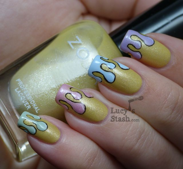 Lucy's Stash - Dripping Nails