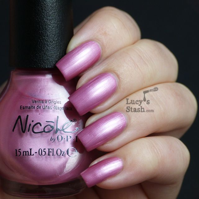 Lucy's Stash - Nicole by OPI I Do De-Claire!