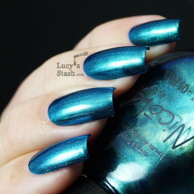Lucy's Stash - Nicole by OPI Candid Cameron