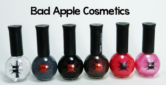 Lucy's Stash - Bad Apple Cosmetics