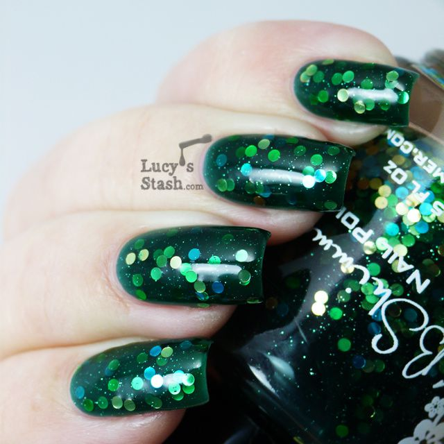 Lucy's Stash - KBShimmer Get Clover It
