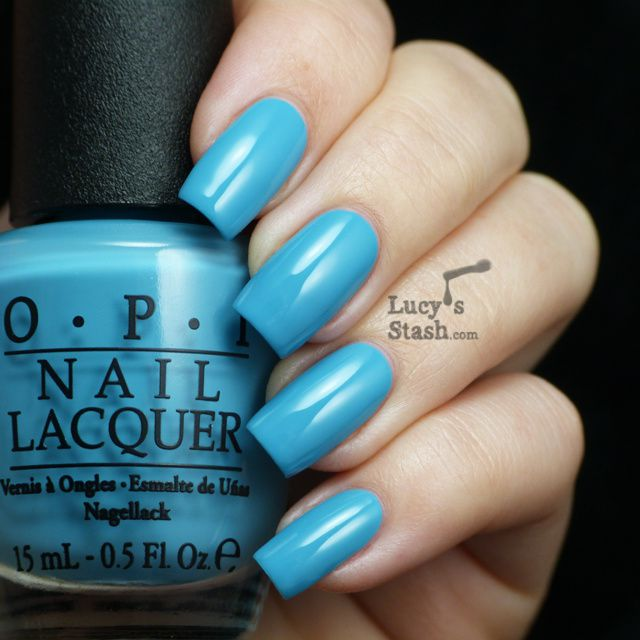 Lucy's Stash - OPI Can't Find My Czechbook