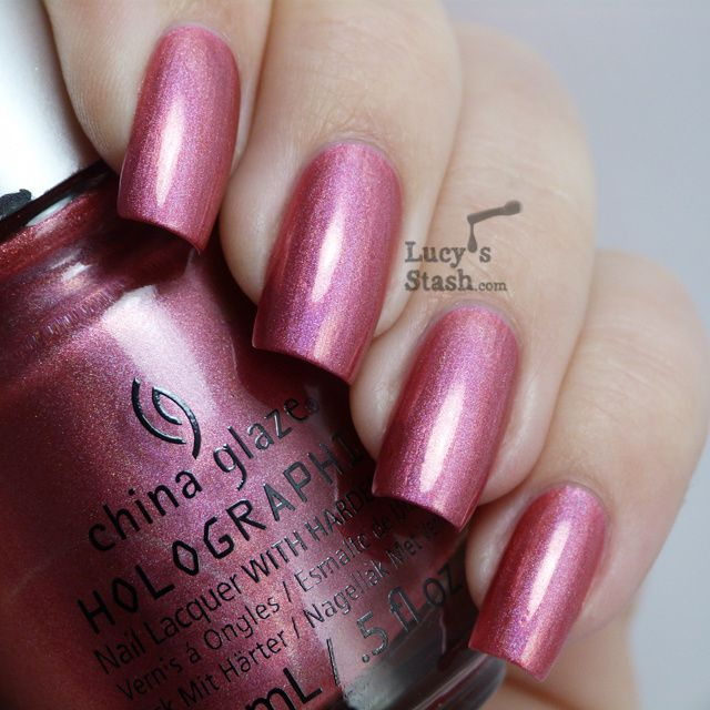 Lucy's Stash - China Glaze Not In This Galaxy