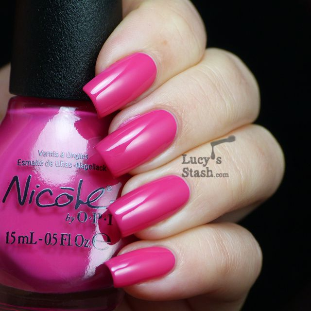 Lucy's stash - Nicole By OPI Spring Break
