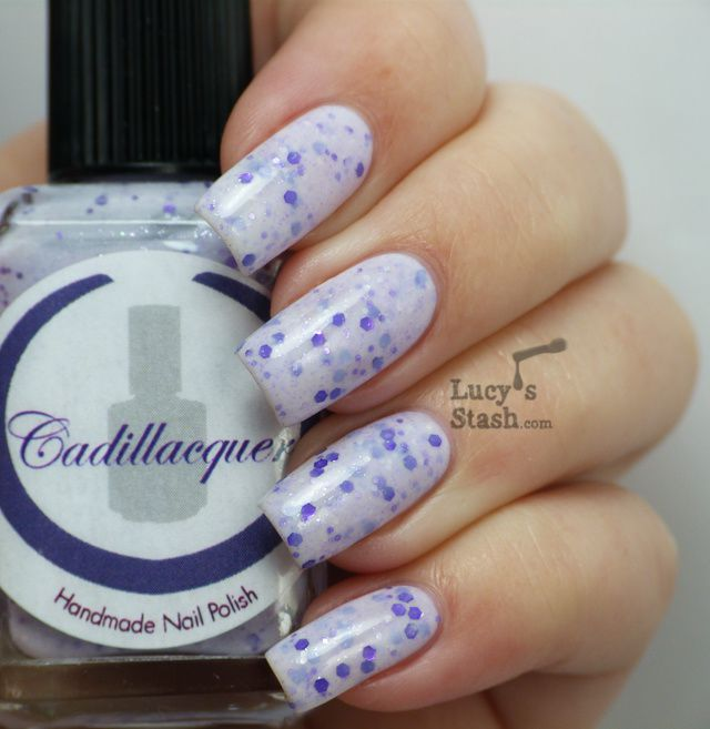 Lucy's Stash - Cadillacquer Now And Then