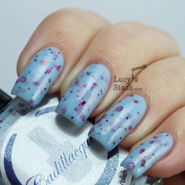 Lucy's Stash - Cadillacquer Serendipity