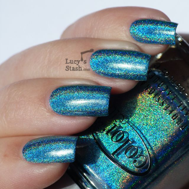 Lucy's Stash - Color Club Over the Moon