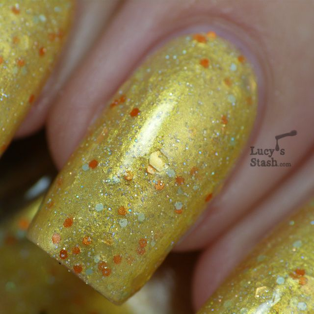 Lucy's Stash - Delush Polish Midas Touch