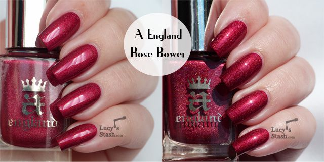 Lucy's Stash - A England Rose Bower