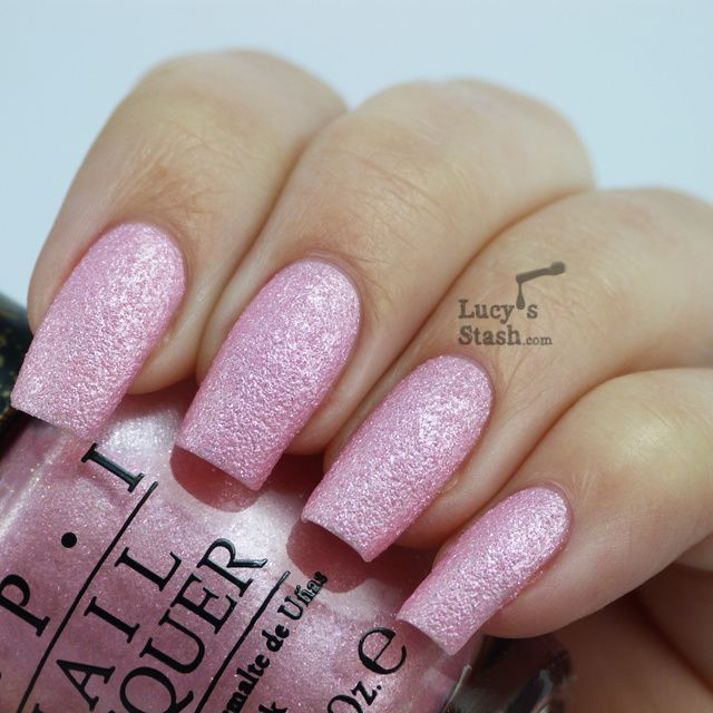 Lucy's Stash - OPI Pussy Galore
