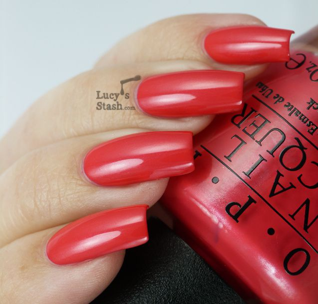 Lucy's Stash - OPI A Definite Moust-Have from Couture de Minnie Collection