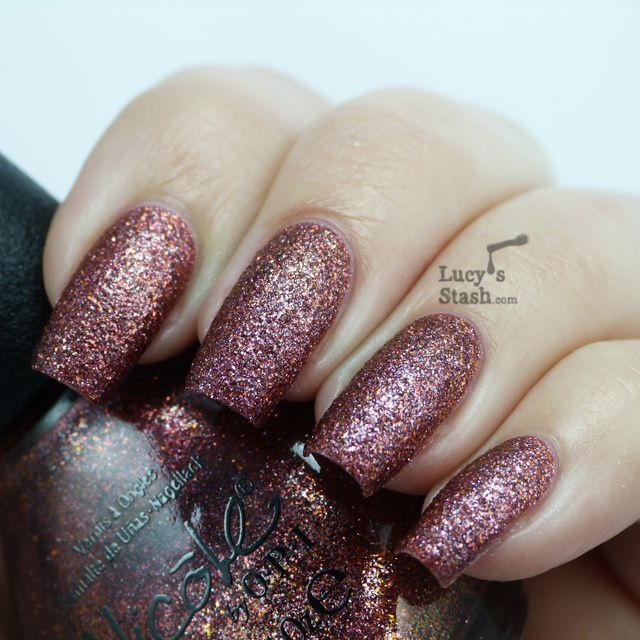 Lucy's Stash - Nicole by OPI Cinna-Man Of My Dreams