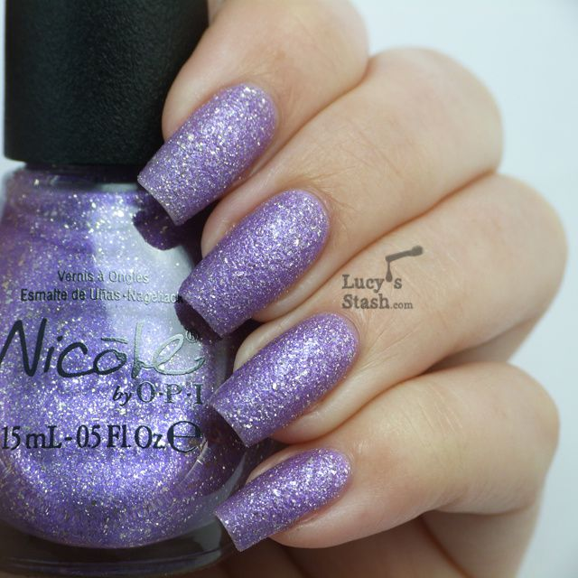 Lucy's Stash - Nicole by OPI I Lilac Gumdrops
