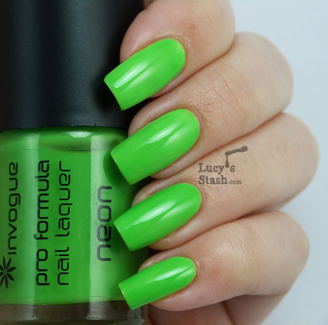 Lucy's Stash - Invogue Green Light
