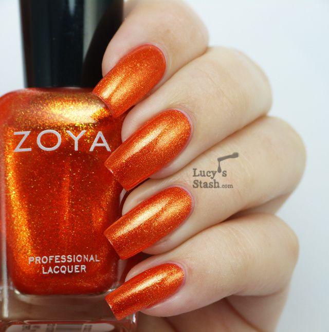 Lucy's Stash: Zoya Amy