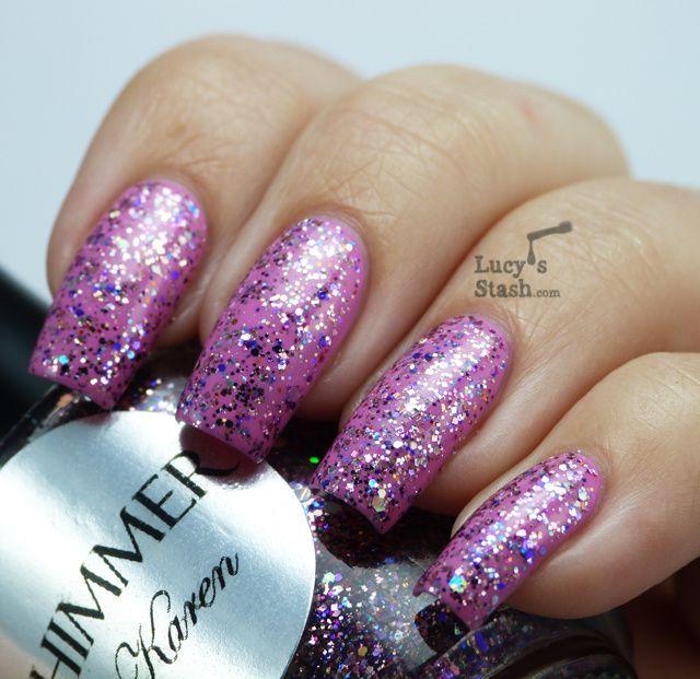 Lucy's Stash - Shimmer Polish Karen