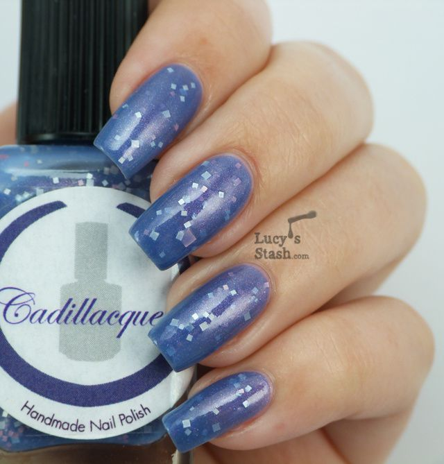 Lucy's Stash - Cadillacquer Once More, With Feeling