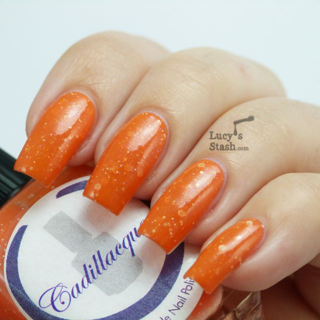 Lucy's Stash - Cadillacquer Effervescent