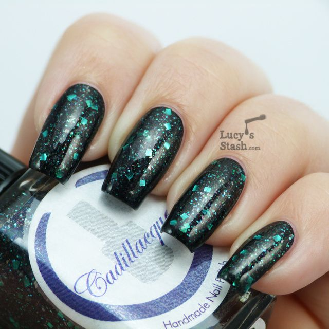 Lucy's Stash - Cadillacquer Bring On The Night